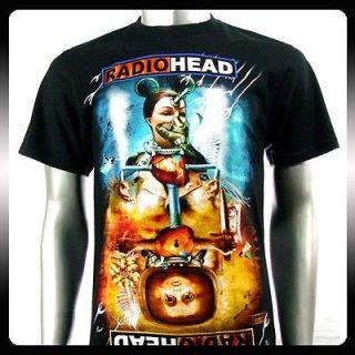 THOM YORKE RADIOHEAD Pop Rock Tank Top T Shirt Men XL