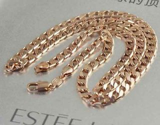 rose gold chains in Necklaces & Pendants