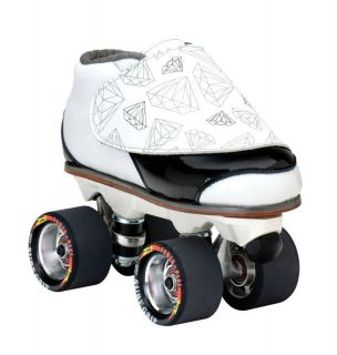 Vanilla Diamond Walker Texas Ranger Jam Speed Roller Speed skate