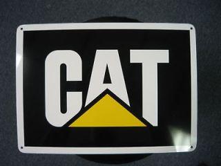 Newly listed CAT CATERPILLAR Logo Sign backhoe skidsteer excavator