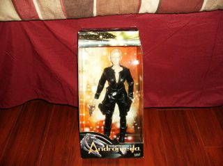 Gene Roddenberrys Andromeda by Blue Box Toys