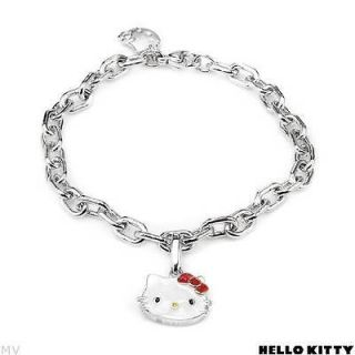 HELLO KITTY Kimora Simmons Bracelet 18K Rose Gold and Sterling Silver