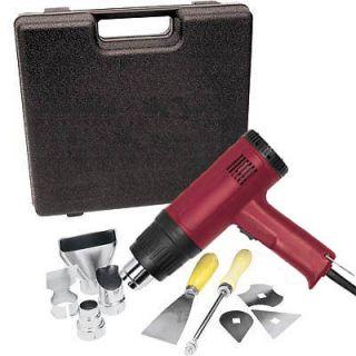 Heat Gun Kit 10 pcs 1500 Watt Dual Temperature (572°F/1112°F) Hot