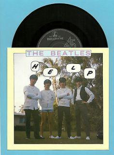 Beatles HELP 7 let it be rubber soul vinyl lp white album revolver