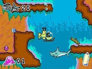 Rugrats Go Wild Nintendo Game Boy Advance, 2003
