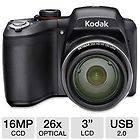 Kodak EasyShare Z5120 Digital Camera 16 MP 3 LCD 26x Optic Zoom 720p