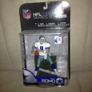 McFarlane Toys NFL Sports Picks Series 20 Action Figure Tony Romo