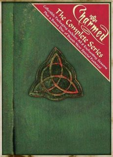 CHARMED The Complete Series 49 Discs Set Book of Shadows Packaging NEW