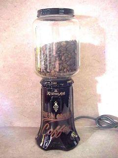 KITCHEN AID / KITCHENAID COFFEE GRINDER A 9 RESTORED BLK