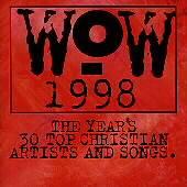 WOW 1998 30 Top Christian Artists Songs CD, Nov 1997, 2 Discs, Sparrow