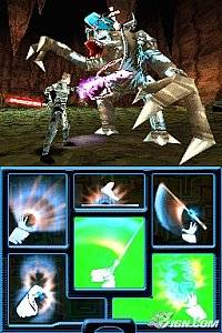 Star Wars The Force Unleashed Nintendo DS, 2008