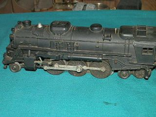 Vintage Lionel 027 Steam Engine & Tender