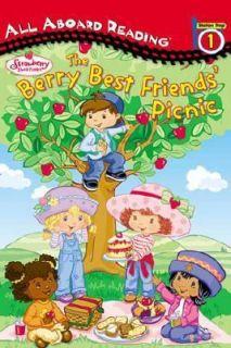 The Berry Best Friends Picnic Strawberry Shortcake by Jackie Glassman