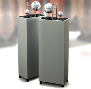 Floor Standing Speakers in Home Audio Stereos, Components