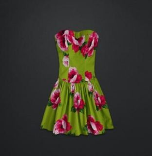 Nwt Gilly Hicks by Abercrombie Womens Sorlie floral Dress Size M