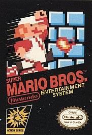 Super Mario Bros. Nintendo, 1985