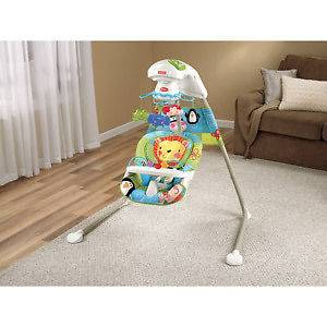 Fisher Price Baby Monkey Swing My Little Snugamonkey