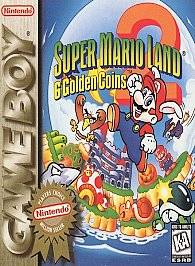 Super Mario Land 2 Nintendo Game Boy, 1992