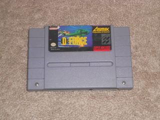 Force TESTED ARMY HELICOPTER GAME (Super Nintendo, 1991)