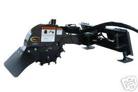 stump grinder attachment in Heavy Equipment & Trailers