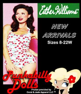 esther williams swimsuits in Clothing,