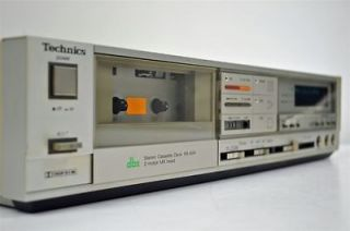 Technics Stereo Cassette Deck Tape Player Recorder RS B54