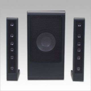 Lansing PT6021 Home Theather Slim Flat Panel Speaker System Great Gift