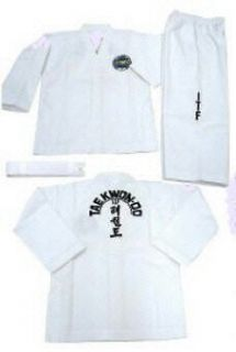ITF TAEKWONDO SUITS   for Beginer & Black Belt   Doboks all Sizes