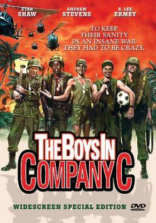 The Boys in Company C DVD, 2012