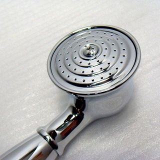 Chrome Finish Telephone Style Bathroom Hand Held Shower