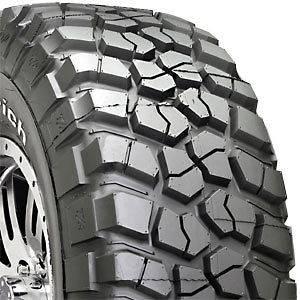NEW 35/12.50 17 BF GOODRICH BFG MUD TERRAIN T/A KM2 1250R R17 TIRES