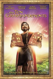 Epic Stories of the Bible The Ten Commandments DVD, 2008