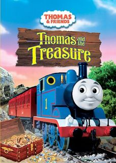 Thomas Friends   Thomas and the Treasure DVD, 2008