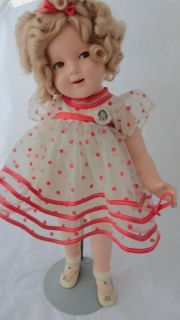 shirley temple composition doll in By Brand, Company, Character