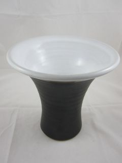 Stephen Pearce Earthenware Palm Pot Vase from Shangarry Collection