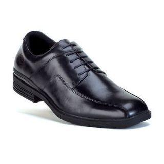 9½ Gravity Defyer Victorian Mens Dress Shoe Black   Lace Oxford