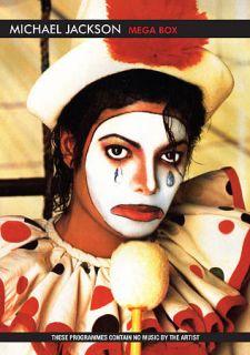Michael Jackson Mega Box DVD