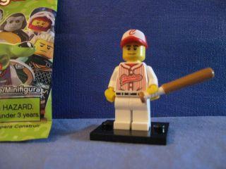lego baseball player in Bulk Bricks & Lots