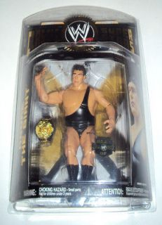 Giant Best of Classic Superstars Series 1 WWE Wrestling Action Figures