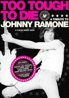 Too Tough To Die A Tribute To Johnny Ramone DVD, 2008