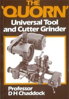 Tool and Cutter Grinder in Metalworking Tooling