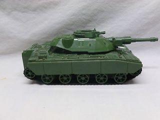 1982 Hasbro GI G.I. Joe Green Army Mobat Tank Battery Operated Toy