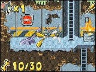 Tom and Jerry in Infurnal Escape Nintendo Game Boy Advance, 2003