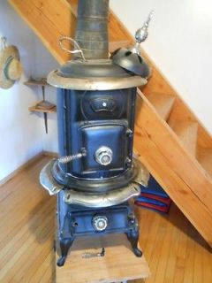 pot belly stove in Antiques