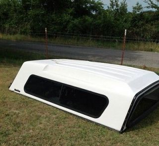 Chevy Silverado shortbed Truck Topper Camper Shell Cap