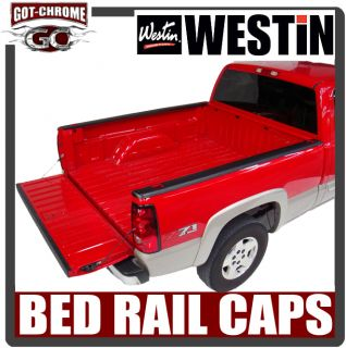 72 41601 Westin Wade Black Bed Caps Ford F Series 8 1980 1996 (Fits