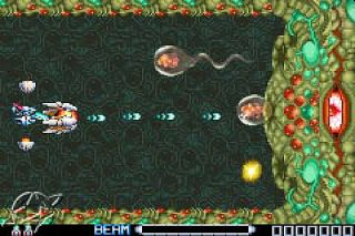 Type III The Third Lightning Nintendo Game Boy Advance, 2004