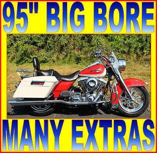 Harley Davidson  Touring SCREAMIN EAGLE 95 HARLEY DAVIDSON ROAD KING
