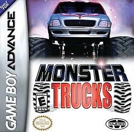 Monster Trucks (Nintendo Game Boy Advance, 2004)