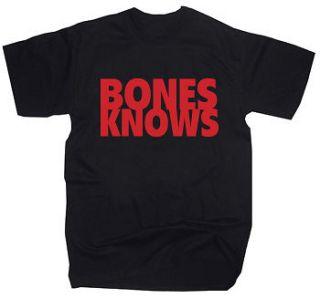 MMA UFC Jon Jones Bones Knows Walk Out Belfort T Shirt All Sizes